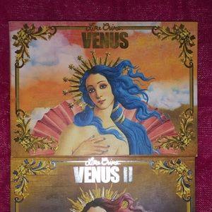 Lime Crime Venus I and Venus II